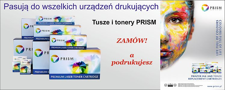 baner prism maly