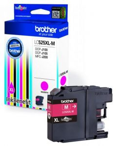 Brother Tusz LC525XLM MAGENTA 1300 do DCPJ100 DCPJ105